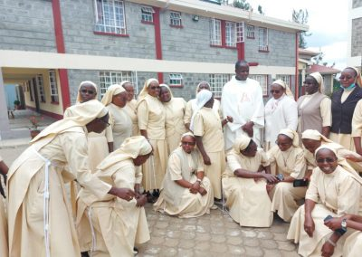 Little Sisters of St. Francis of Assisi